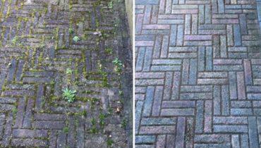 Straatwerk cleaning | Hoveniersbedrijf De Wild Diensten